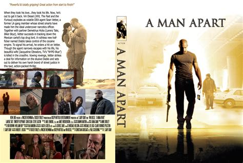 a man appart covers box sk a man apart 2003 high quality dvd