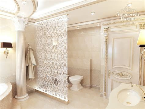royal bathroom royal interior design by antonovich design antonovich