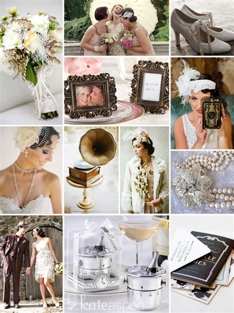 the chic room shop roaring twenties wedding