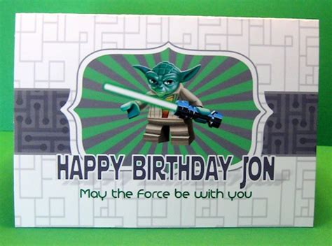 printable birthday cards star wars printable star wars birthday card card making men
