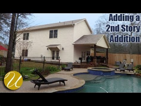 cost of adding a second story to a bungalow houston adding a second story addition part 1