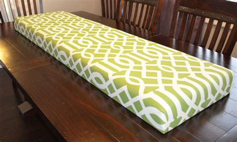 making a bench seat cushion step by step how to upholster a bench seat
