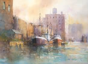 water color paintings ian ramsay watercolors