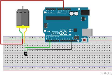 capacitor motor arduino practicas con arduino