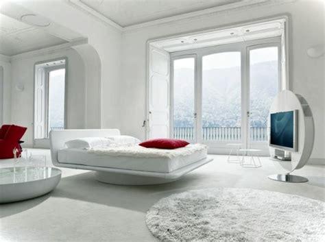 tür für dachschräge schlafzimmer einrichtung modern