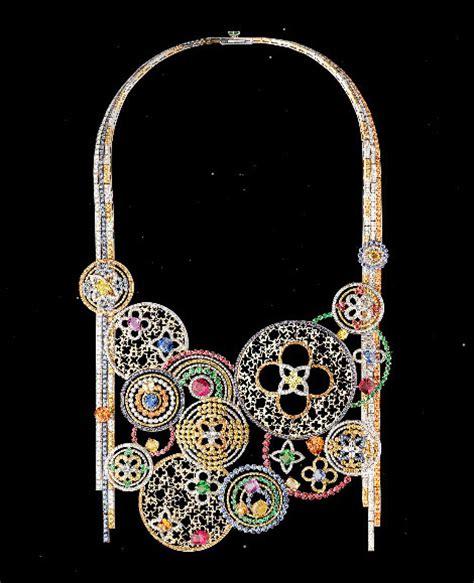 louis vuitton l ame du voyage jewelry collection
