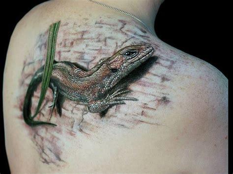 tattoo 3d lizard 100 lizard tattoos for men cool reptile designs