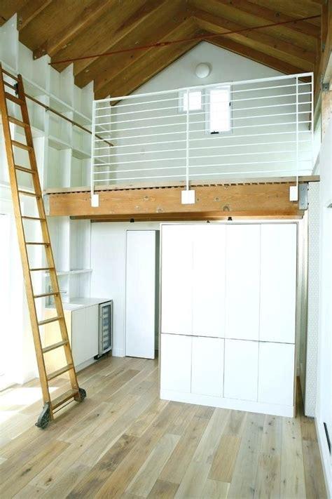 mezzanine garage storage mezzanine loft shed modern