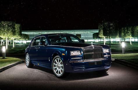 Blkng Rr New a studded special edition rolls royce phantom