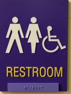uni bathroom signs emerson university follows disturbing trend by making