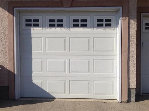 9x8 Insulated Garage Door by 2 Single Garage Doors With Windows East