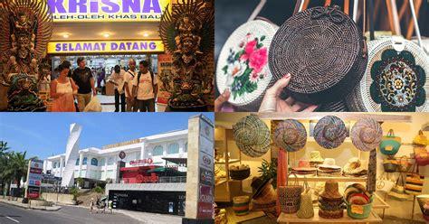 tempat belanja favorit  bali bagi wisatawan indonesia