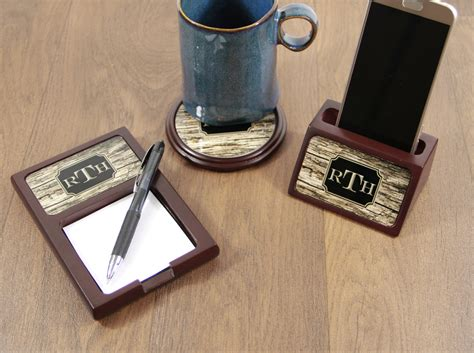 desk accessories for personalized desk sets desk design ideas