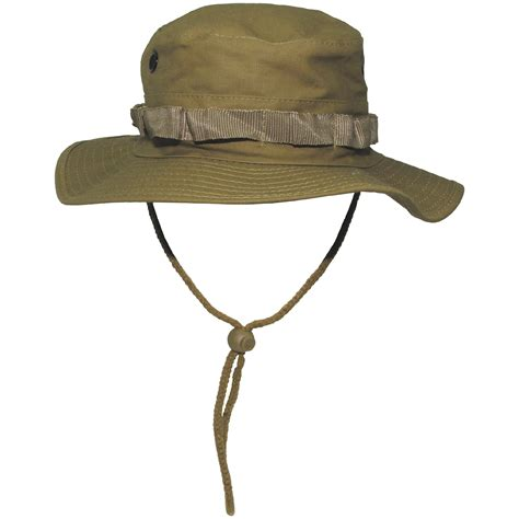 Molay Boonie Hat Coyote gi ripstop bush hat coyote boonies 1st