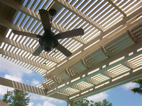 Ceiling Fan Installation   Lone Star Patio Builders   Lone