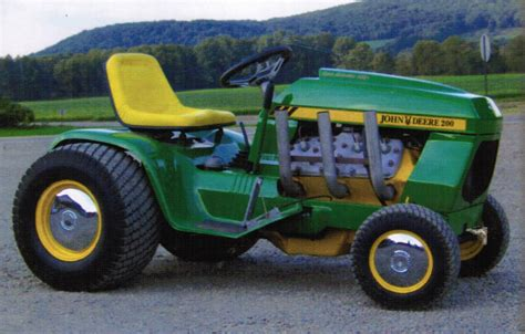bangshift ford flathead v8 powered 1970s deere