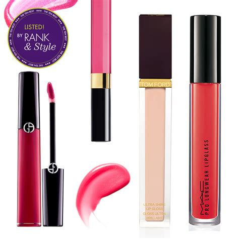 10 Prettiest Lip Glosses by Top 10 Lip Glosses On The Market Marionberry Style