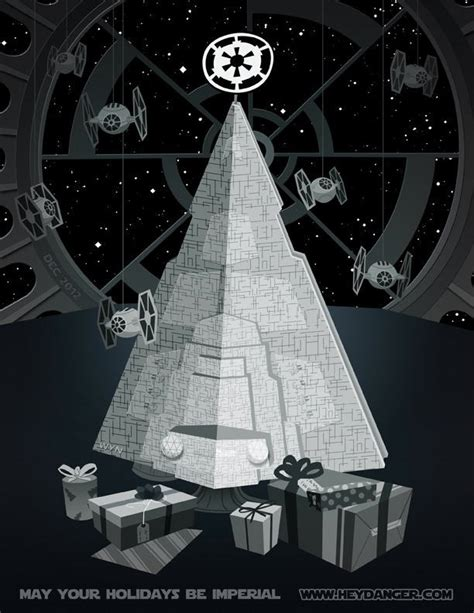 star wars christmas tree film pinterest