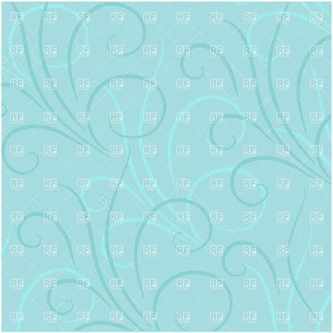 background clipart simple blue background with curls royalty free vector clip
