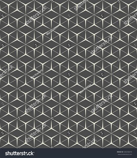 27081067 vector seamless pattern modern stylish 3d texture 3d seamless triangle pattern abstract wrapping stock