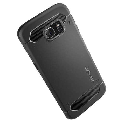 Rugged Armor Caseology Samsung Galaxy S6 Edge Casecarbon spigen 174 rugged armor sgp11698 samsung galaxy s6 edge plus black spaceboy