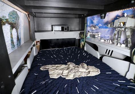wars basement 22 camas curiosas donde podr 237 a dormir un