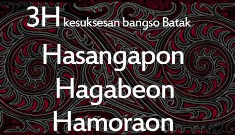 pics for gt kata kata orang batak