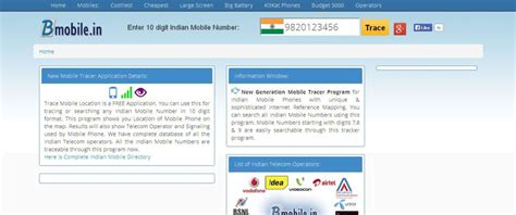 Location Finder Of Mobile Number With Address Top 10 Websites To Track Mobile Number Location