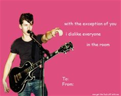 arctic monkeys valentines card 1000 images about arctic monkeys on arctic