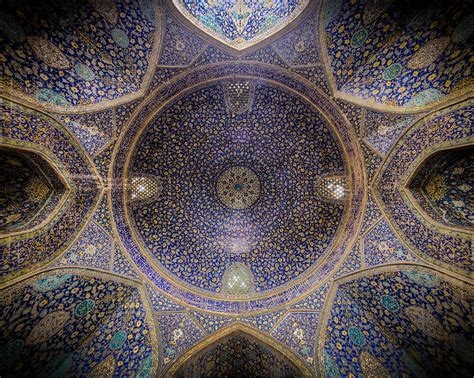 Iran Architecture Mohammad Domiri Documents The Intricacy Of Iranian