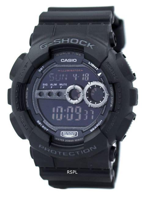 Casio Original 100 Gd 100 1a casio g shock gd 100 1bdr gd 100 1b mens singapore