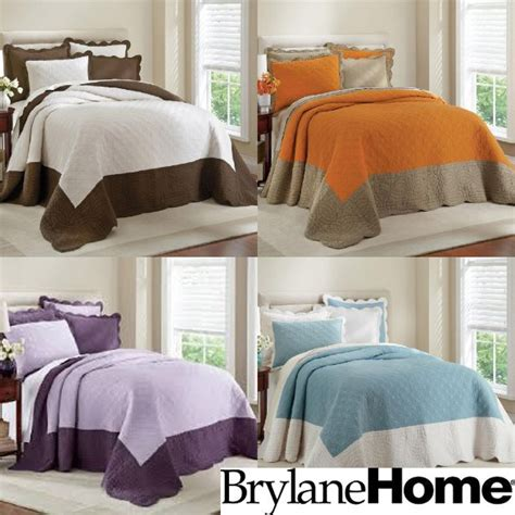 brylane home bedding spring things for the home by brylane home review