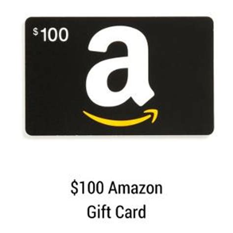 Amazon Gift Card Contest - contest 100 amazon gift card giveaway