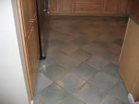 Tiled Kitchen Floors Kitchen Floor Tiles Afreakatheart