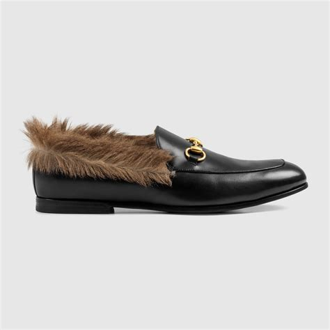loafers for gucci gucci jordaan leather loafer gucci s moccasins