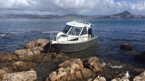 boat crash high speed one critical after coromandel high speed boat crash