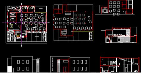 auto cad floor plan hado japanese restaurant and gallery restaurant hotel roof top hotel 2d dwg plan for autocad