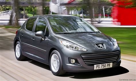 peugeot range 2010 peugeot 207 range gets 2000 price drop photos 1 of 3