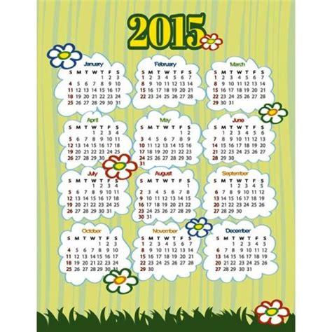 desain kalender unik 2015 75 kalender 2015 desain unik jpg printable dan template
