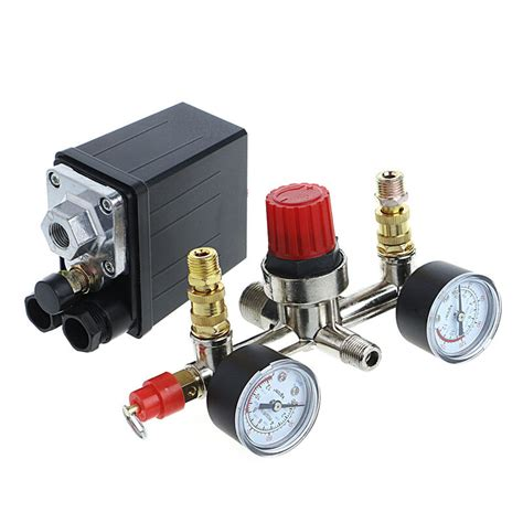 regulator heavy duty pressure air compressor switch valve ebay