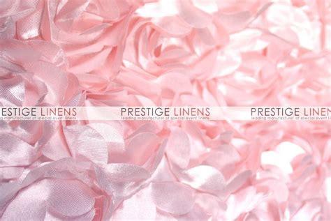pink rosette table runner mini rosette table runner pink prestige linens