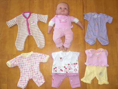 How To Make A Doll Dress Out Of Paper - child styles how to make doll s clothes out of baby clothes