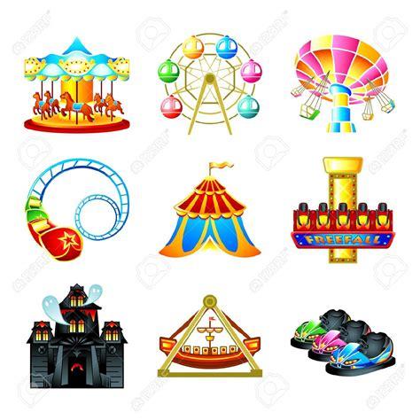 theme park clipart theme park rides clipart
