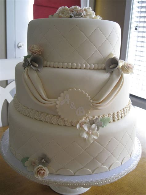 vintage shabby chic wedding cakecentral com