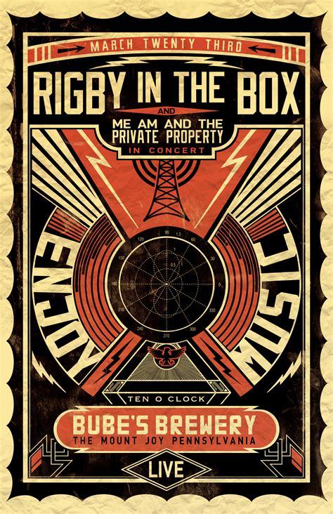 light up posters for concerts concert poster kiersten l portfolio
