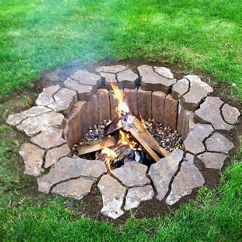creative pit how to be creative with pit designs backyard diy