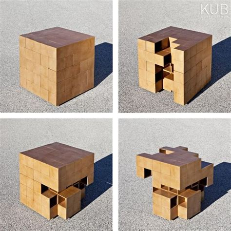 interior layout and furnishings crossword clue rubik s cube like furniture puzzle table
