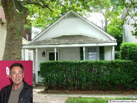 bruce springsteen s branch home where he wrote quot born