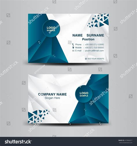 name card templates virtren com