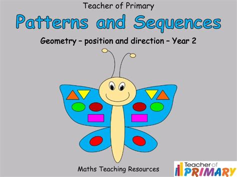 pattern and sequence year 2 multiplication as repeated addition year 1 powerpoint